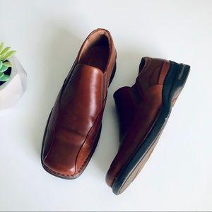 Rockport Slip-On Loafer Mens Shoe | Brown